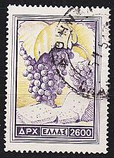 Buy GRIECHENLAND GREECE [1953] MiNr 0601 ( O/used ) Pflanzen