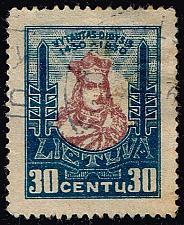 Buy Lithuania #247 Grand Duke Vytautas; Used (1Stars) |LIT0247-01XRP