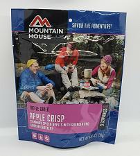 Buy Mountain House Freeze Dried Food APPLE CRISP 3 SERVINGS 4.59 OZ Sealed