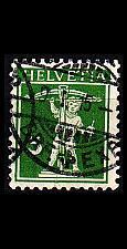 Buy SCHWEIZ SWITZERLAND [1909] MiNr 0113 II ( O/used ) [01]