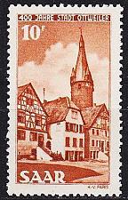 Buy GERMANY Saar [1950] MiNr 0296 ( **/mnh )