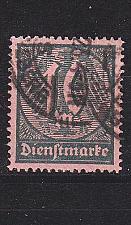 Buy GERMANY REICH Dienst [1922] MiNr 0071 ( O/used ) [01]