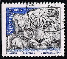Buy Sweden #2221 Panther; Used (4Stars) |SVE2221-06