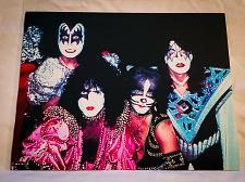 Buy Rare KISS Music Superstars 8 x 10 Promo Photo Print