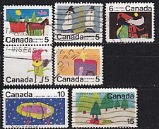 Buy KANADA CANADA [1970] MiNr 0462 ex ( O/used ) [01] Weihnachten