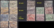 Buy BELGIEN BELGIUM [Eisenbahn] MiNr 0058 ex ( O/used ) [01]