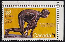 Buy KANADA CANADA [1975] MiNr 0585 ( O/used ) Olympiade