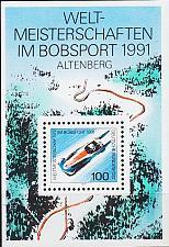 Buy GERMANY BUND [1991] MiNr 1496 Block 23 ( **/mnh ) Sport
