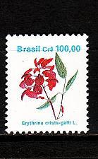 Buy BRASILIEN BRAZIL [1990] MiNr 2373 ( **/mnh ) Pflanzen