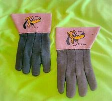 Buy Vintage Pair Of Walt Disney World Pluto Childrens Costume Gloves Park Exclusive