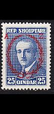 Buy ALBANIEN ALBANIA [1927] MiNr 0156 ( */mh )