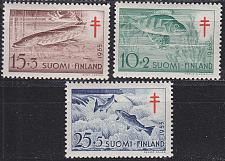 Buy FINLAND SOUMI [1955] MiNr 0443-45 ( **/mnh ) Tiere