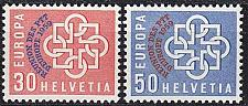 Buy SCHWEIZ SWITZERLAND [1959] MiNr 0681-82 ( **/mnh ) CEPT