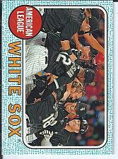 Buy White Sox Team Card Team Card 2017 Topps Heritage Blue Parallel