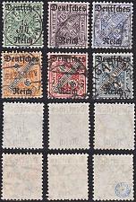 Buy GERMANY REICH Dienst [1920] MiNr 0057 ex ( O/used ) [01]