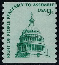 Buy US #1616 Dome of Capitol; MNH (3Stars) |USA1616-02