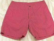 Buy Faherty Men Classic Boardshort Red