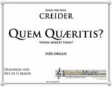 Buy Creider - Quem Quaeritis?