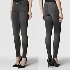Buy allsaints Cinders Ashby skinny jeans gray Size W 27 Low Rise