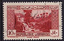 Buy LIBANON LEBANON LIBAN [1937] MiNr 0213 ( O/used )