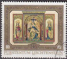 Buy LIECHTENSTEIN [1978] MiNr 0709 ( O/used ) Religion