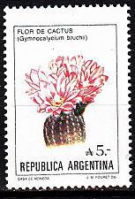 Buy ARGENTINIEN ARGENTINA [1987] MiNr 1855 ( **/mnh ) ex Blumen TOP