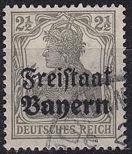 Buy GERMANY Bayern Bavaria [1919] MiNr 0136 ( O/used )