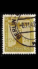 Buy GERMANY REICH Dienst [1938] MiNr 0152 ( O/used ) [01]