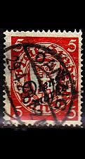 Buy GERMANY REICH Danzig [Dienst] MiNr 0041 b ( OO/used )