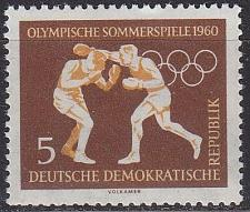 Buy GERMANY DDR [1960] MiNr 0746 ( **/mnh ) [01] Olympiade
