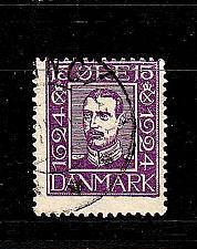 Buy DÄNEMARK DANMARK [1924] MiNr 0141 ( O/used )