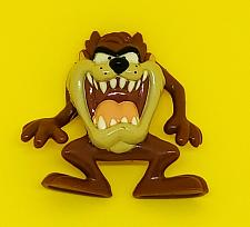 "Buy 1998 OFFICIALLY LICENSED WARNER BROTHERS TASMANIAN DEVIL 2"" COLLECTIBLE FIGURINE"