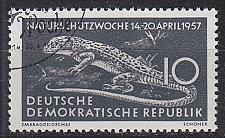 Buy GERMANY DDR [1957] MiNr 0562 ( O/used ) Tiere