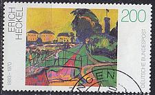 Buy GERMANY BUND [1994] MiNr 1749 ( O/used ) Gemälde