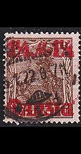 Buy GERMANY REICH Danzig [1920] MiNr 0042 I ( OO/used ) [01]