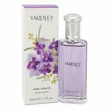 Buy April Violets Eau De Toilette Spray By Yardley London