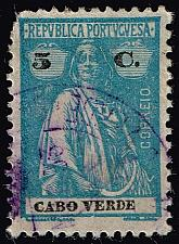 Buy Cape Verde #183 Ceres; Used (2Stars) |CPV0183-03XRS