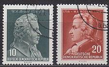 Buy GERMANY DDR [1956] MiNr 0610-11 ( O/used )