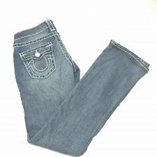 "Buy TRUE RELIGION Section Bootcut women jeans Size 25 (Measures 28.5"" x33"")"