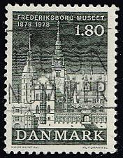 Buy Denmark #613 Frederiksborg Museum; Used (4Stars) |DEN0613-01XBC