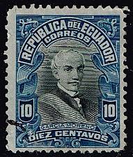 Buy Ecuador #210 Garcia Moreno; Used (2Stars) |ECU0210-02