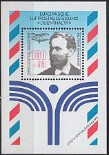 Buy GERMANY BUND [1991] MiNr 1543 Block 24 ( **/mnh ) Flugzeug