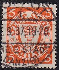 Buy GERMANY REICH Danzig [1924] MiNr 0193 y ( OO/used ) [01]