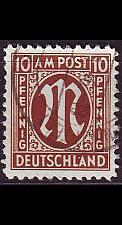 Buy GERMANY Alliiert AmBri [1945] MiNr 0022 B ( O/used )