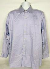 Buy Michael Michael Kors Men's Dress Shirt 16.5 32/33 Regular Fit Solid Blue
