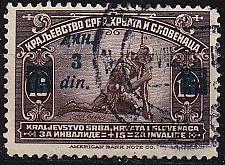Buy JUGOSLAVIA [1922] MiNr 0165 b ( O/used )