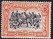 Buy PORTUGAL [1928] MiNr 0466 ( */mh )