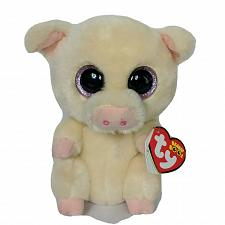 Buy NWT Ty Beanie Boos Piggley Pig Pink Plush Stuffed Animal 2017 6.25""