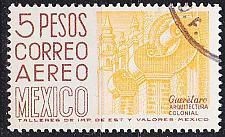 Buy MEXICO [1953] MiNr 1031 IICz ( O/used )