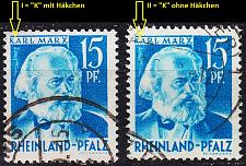 Buy GERMANY Alliiert Franz. Zone [RheinlPfalz] MiNr 0021 y a I,II ( O/used ) [01]
